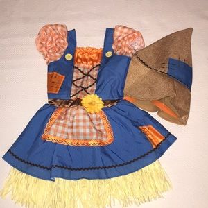 Other - Girls scarecrow costume